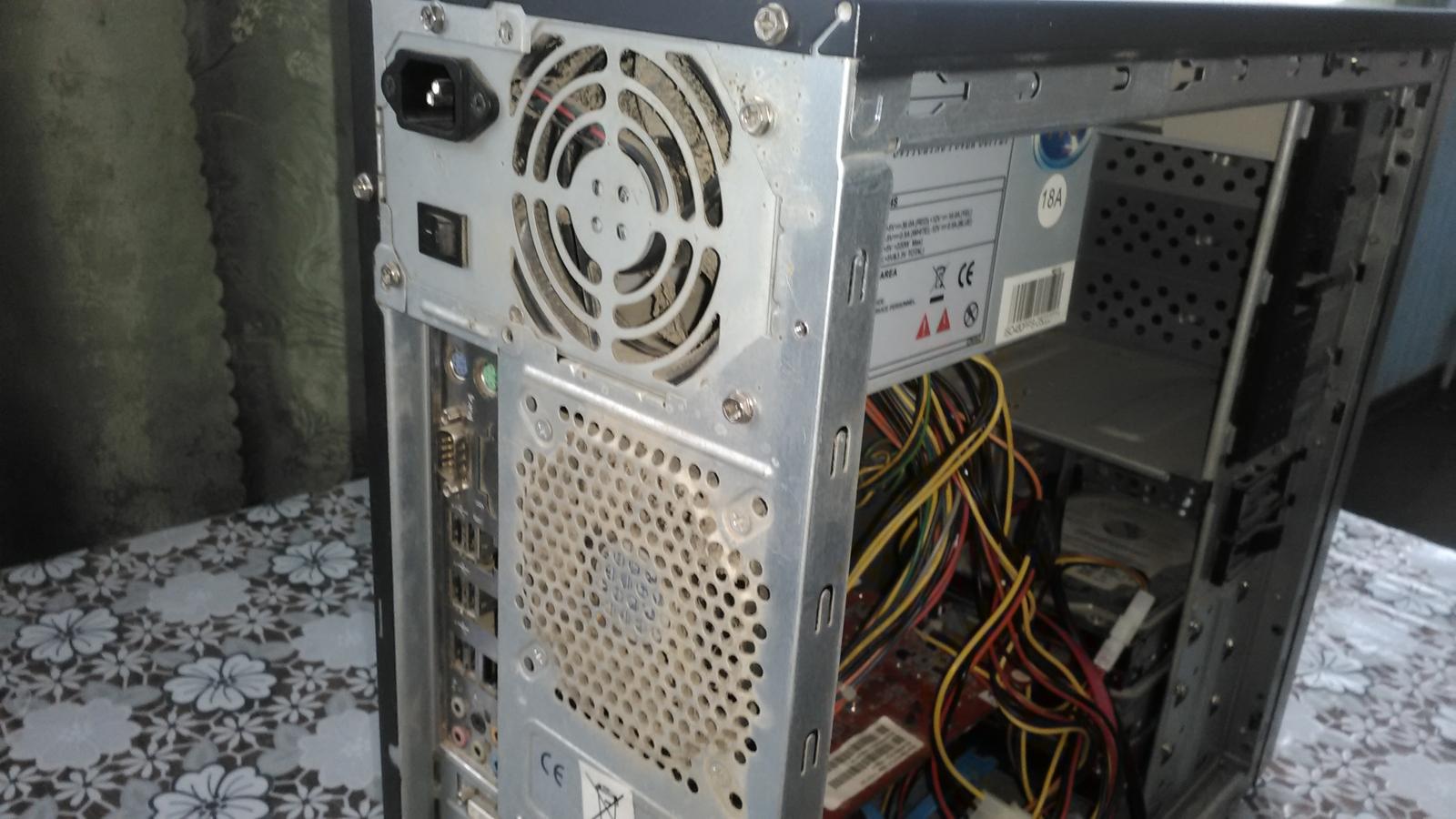Как сделать так чтобы компьютер не сильно нагревался